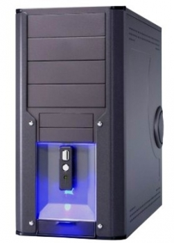 Linkworld ATX Midi Tower A319 (schwarz)