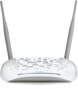 TP-Link 300Mbps Wireless N Router + Modem (4Port-Switch, ADSL2+)