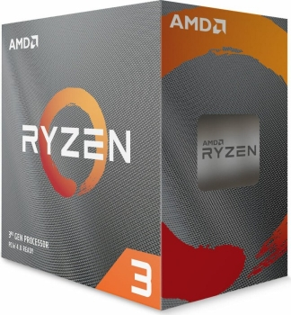 AMD Ryzen 3 3100 Box (4 Kerne, 8 Threads, 3.60 GHz / Turbo 3.90 GHz)