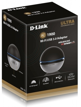 D-Link AC1900 Dualband USB3.0 Adapter (1900Mbit)