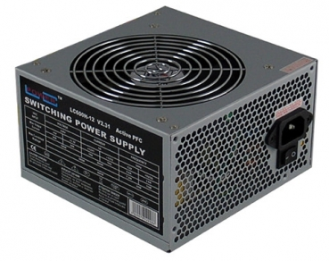 LC-Power LC600H-12 600W (Aktive PFC)
